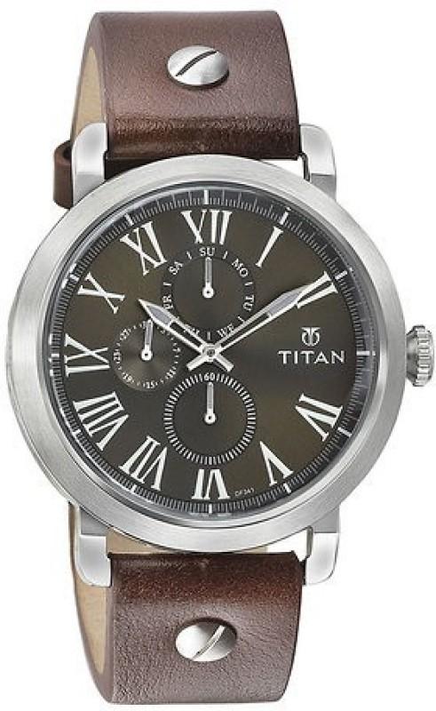 Titan 90049SL02J Analog Watch For Men