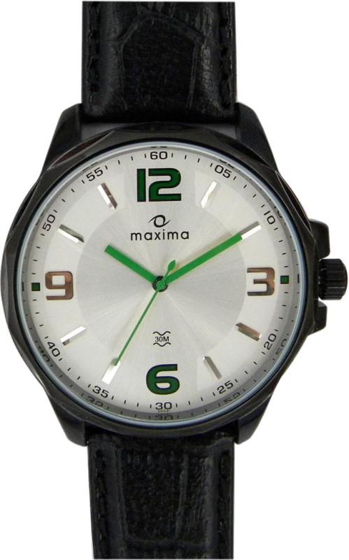 Maxima 26025LMGB Attivo Analog Watch For Men