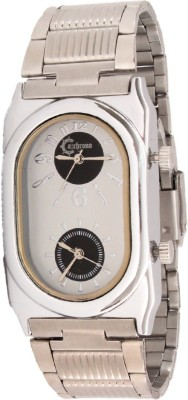 Achrono CHR-068-SS-SIL_033 Analog Watch  - For Men