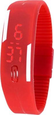Fancy Red Led Digital Watch  - For Boys, Men