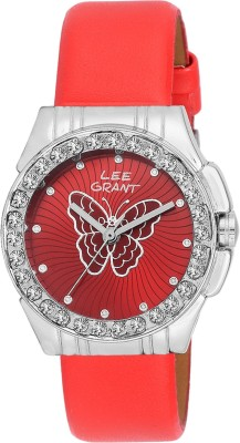 lee grant le06696 Analog-Digital Watch  - For Women