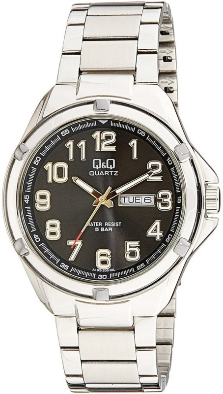 QQ A192J205Y IP Series Analog Watch For Men