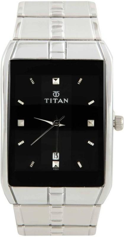 Titan NH9151SM02 Analog Watch For Men