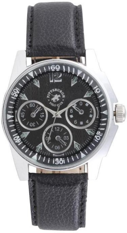 Pittsburgh Polo Club PBPC 426160 Analog Watch For Men