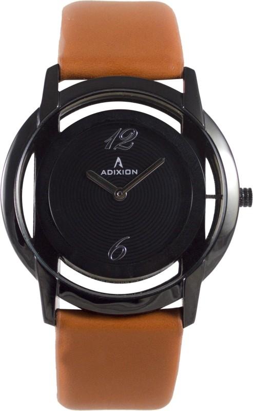 Adixion 1577NL01 New Genuine Leather Slim and Weautiful Wrist Wat