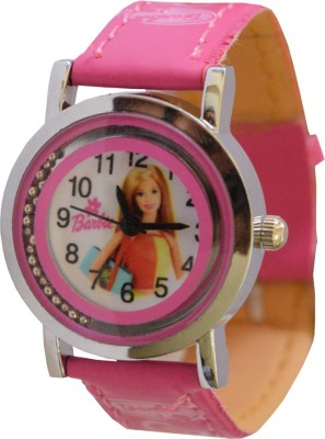 TCT Barbie-14 Analog Watch  - For Women, Girls