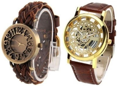 Users MTLTRS Doublet Analog Watch  - For Men, Girls, Women, Couple, Boys