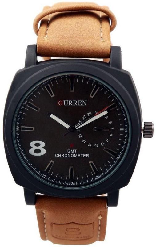 Curren Watch BUTFLYWHT Analog Watch For Men