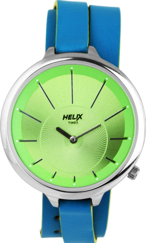 Timex 13HL01 Twisted Analog Watch For Women