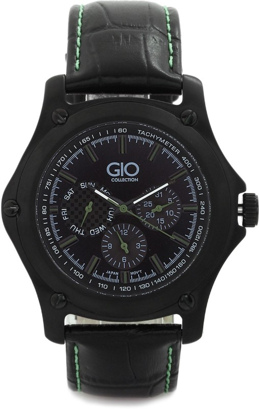 Gio Collection G0072 01 Analog Watch For Men