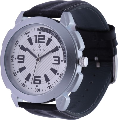 JUST IN JIW113SL02 CHASE IT Analog Watch  - For Boys