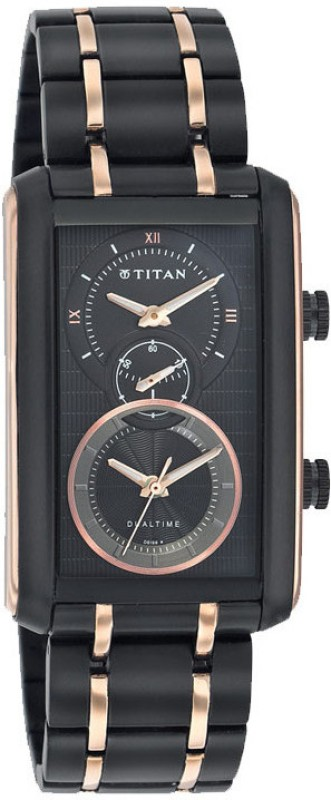 Titan NC1569KM01 Analog Watch For Men