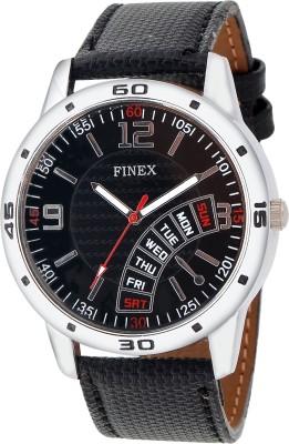 Finex FGLSBK, 41 Analog Watch  - For Men