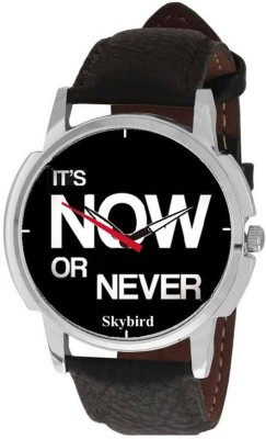 Skybird Its Now Or Never Analog Watch  - For Men