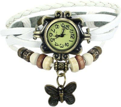 H.P.D Vintage Butterfly 20 Analog Watch  - For Girls