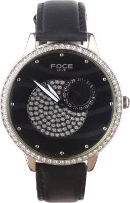 Foce F484LSLB Analog Watch  - For Women