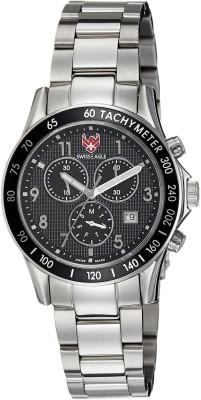 Swiss Eagle SE-9025-11 Field Analog Watch  - For Men