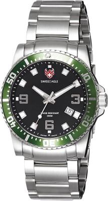 Swiss Eagle SE9007-33 SE-9007-33 Analog Watch  - For Men