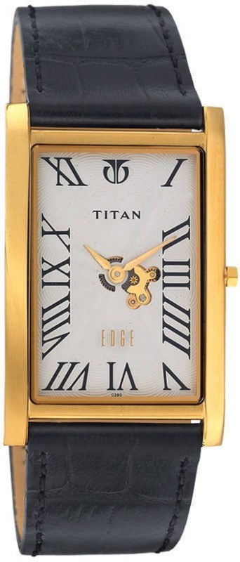 Titan NA1515YL01 Analog Watch For Men