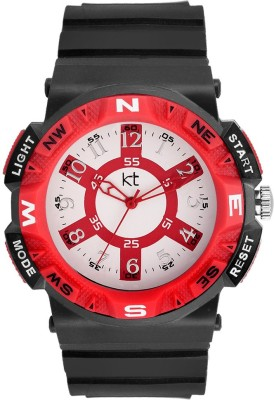 KT Collection MW011 Jiffy International Inc Analog Watch  - For Boys, Men