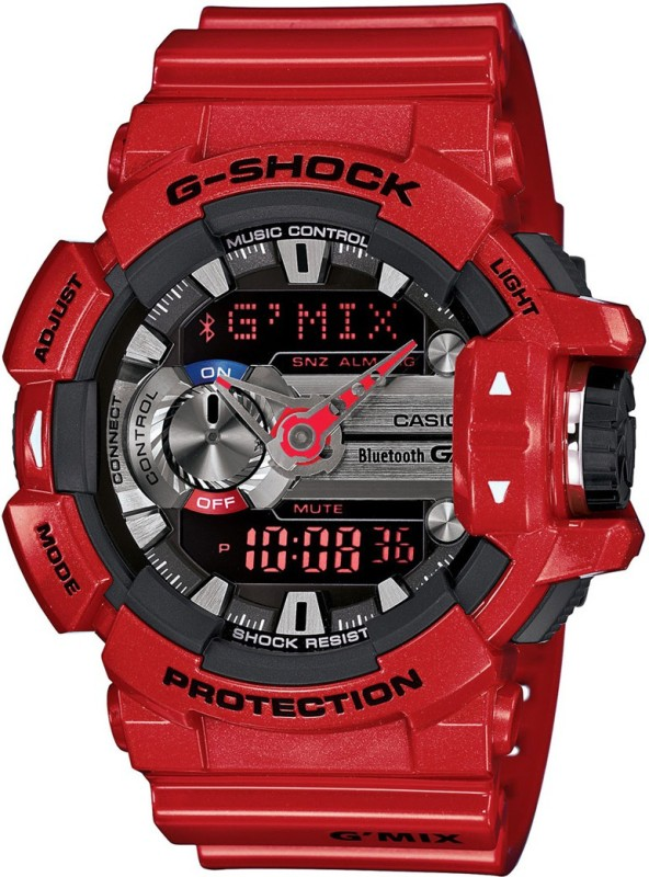 Casio G559 G Shock Analog Digital Watch For Men