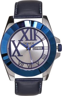 Genex GXSLR4023 Carnival Analog Watch  - For Men