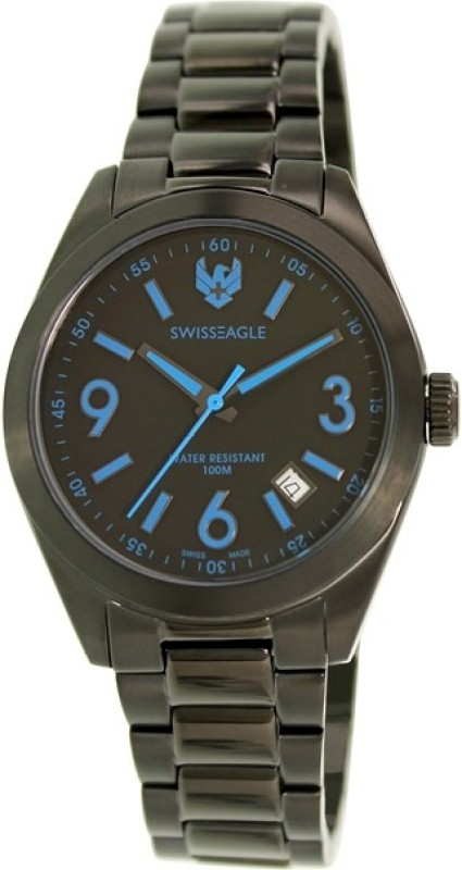 Swiss Eagle SE 9058 55 Special Collection Analog Watch For Men