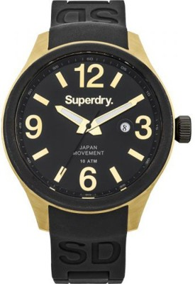 Superdry SYG132BW Analog Watch  - For Men