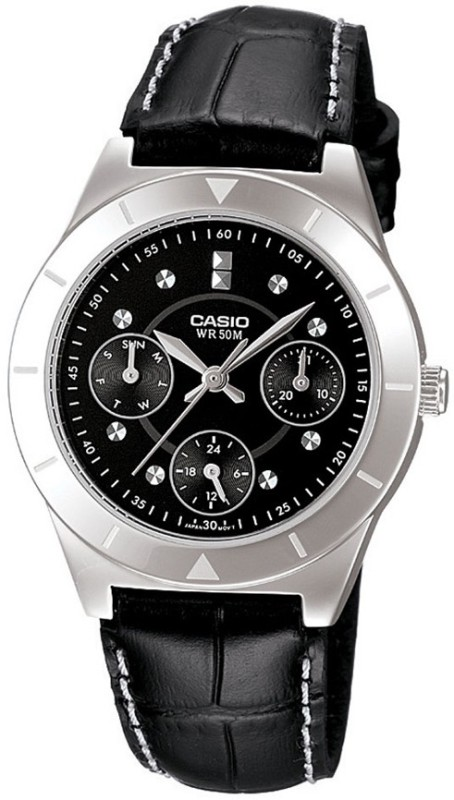 Casio A531 Enticer Ladies Analog Watch For Women