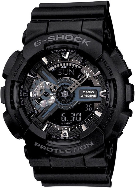 Casio G317 G Shock Analog Digital Watch For Men