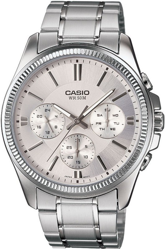 Casio A837 Enticer Men Analog Watch For Men