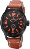 Naviforce W1208c Analog Watch  - For Men