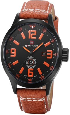Naviforce W1208c Analog Watch  - For Men