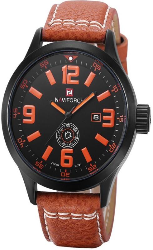 Naviforce W1208c Analog Watch For Men