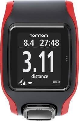 TomTom 1RA0.001.00 Runner Cardio Digital Watch  - For Men, Women