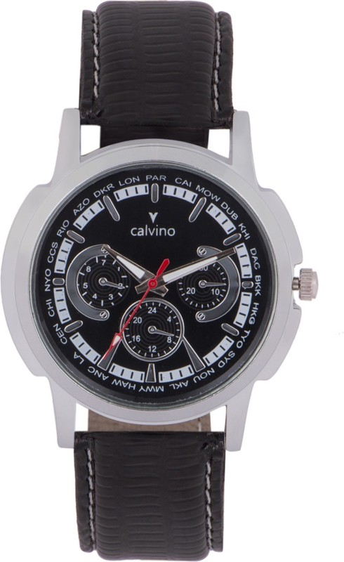 Calvino CGAS142118INT Analog Watch For Men