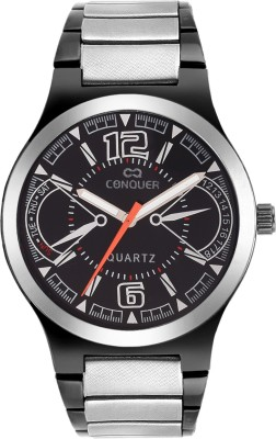 Conquer a0033 Analog Watch  - For Men