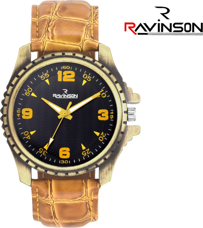 RAVINSON R1510KL01 New Style Analog Watch For Men