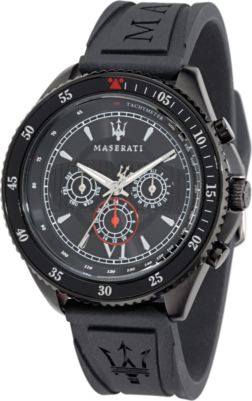Maserati R8851101001 Stile Analog Watch For Men