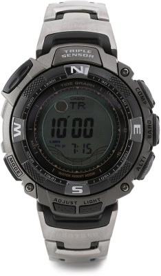 Casio SL43 Pro Trek Digital Watch - For Men