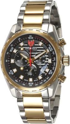 Swiss Eagle SE-9062-44 Analog Watch  - For Men