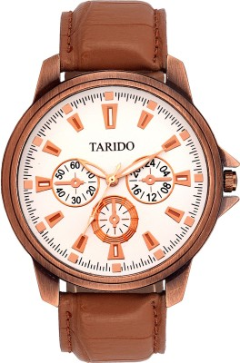 Tarido TD1056KL02 Analog Watch  - For Men, Boys