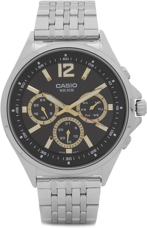 Casio A957 Enticer Men Analog Watch For Men