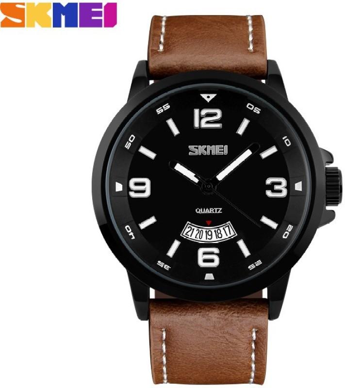 Skmei A9115BLK Elegant Analog Watch For Men