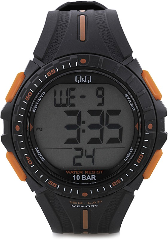 QQ M102J002Y Digital Watch For Men