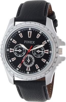 Finex GLSBK-5 Analog Watch  - For Men