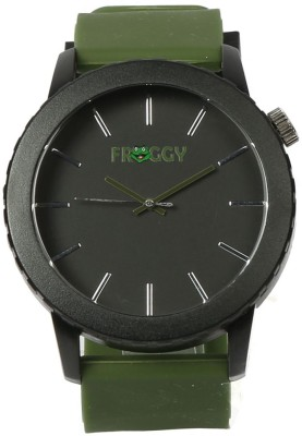 Froggy Color Theme Cool Analog Watch  - For Women, Men, Boys, Girls