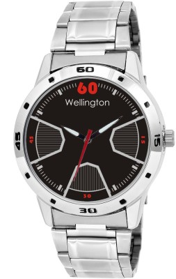 Wellington W6103_black Chikkar Analog Watch  - For Men