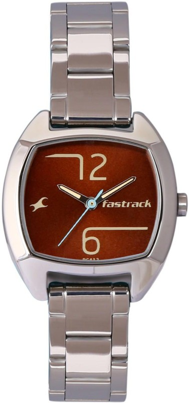 Fastrack 6162SM02 Analog Watch For Women