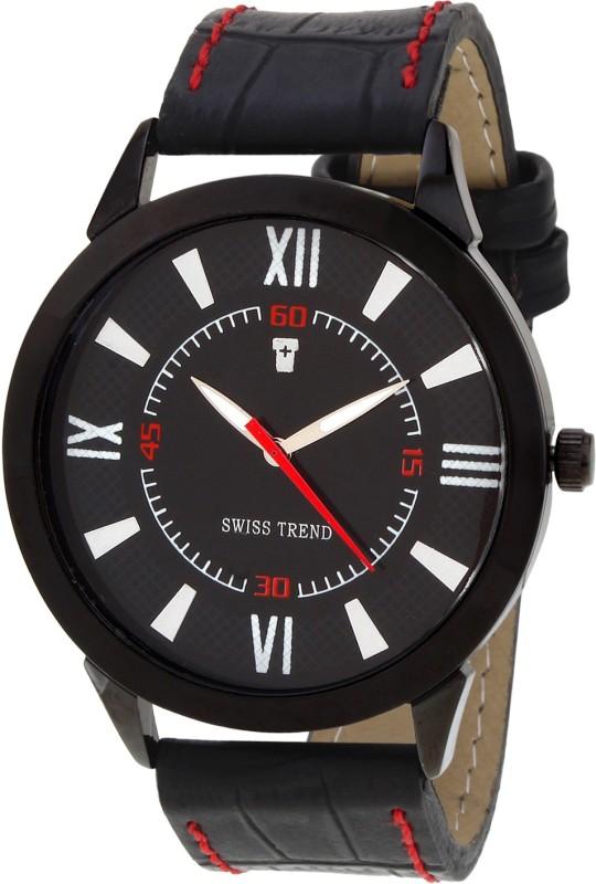 Swiss Trend ST2170 Tornado Analog Watch For Men